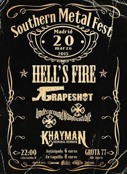 SOUTHER METAL FEST – CALIFAS ROCK – Diario de un Metalhead