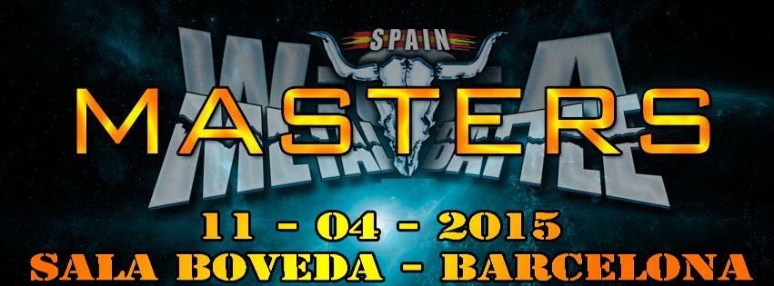 Metal Battle Spain Masters, 11 de abril de 2015.