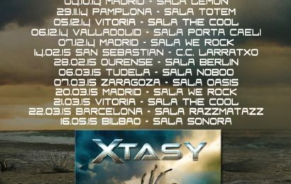 XTASY – On Fire Metal Fest – WE ALL FALL