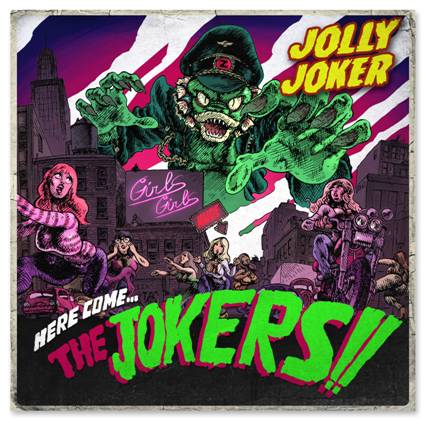 JOLLY JOKER – Here come… the Jokers!!, 2015