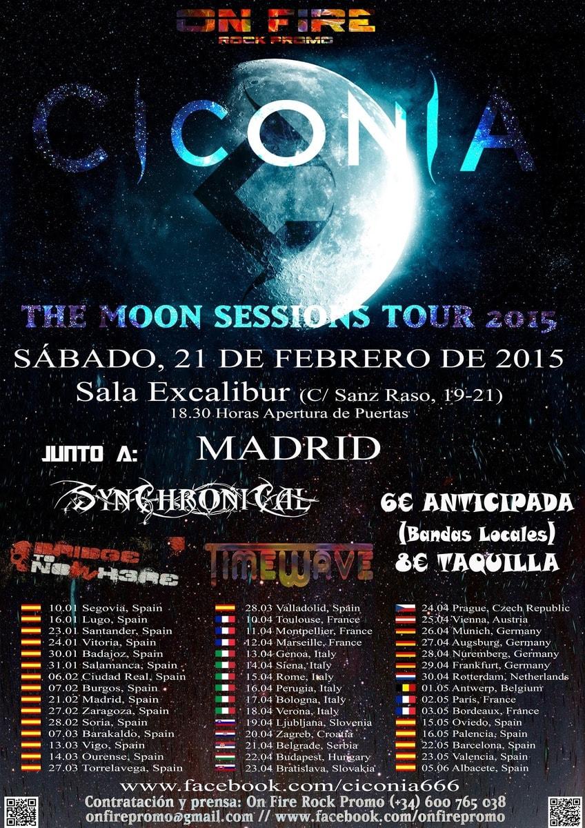 CICONIA – SKULL FIST (CAN) – Rock Nación
