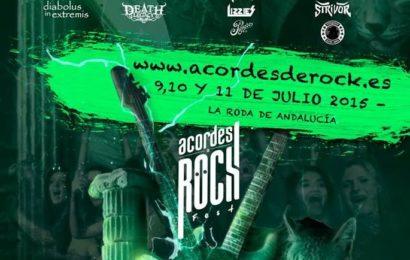 Festival Acordes de Rock – WE ALL FALL – STRIKEBACK