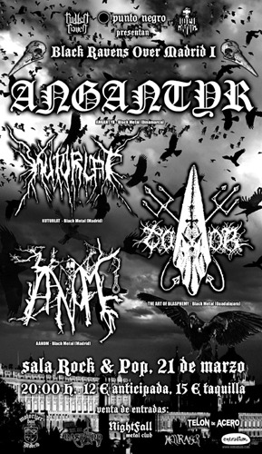SHOCK – ANGANTYR (DNK) – STAINED BLOOD