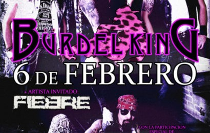 SEXPLOSION – BÜRDEL KING – On Fire Metal Fest