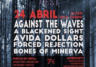 DESTROYER FEST, 24 de abril en Madrid