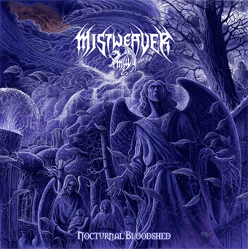 MISTWEAVER – Nocturnal bloodshed, 2015