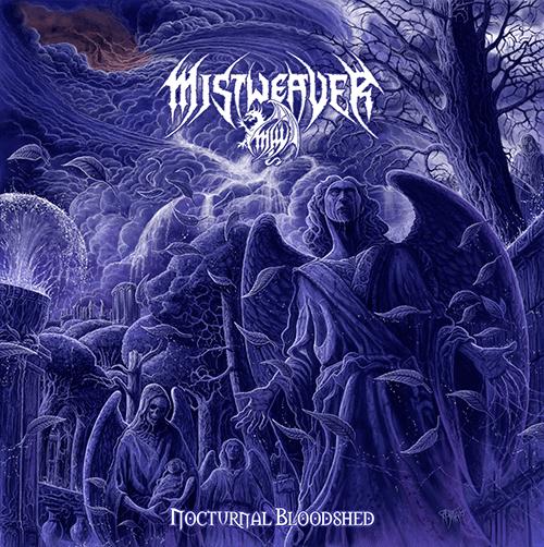 MISTWEAVER – Nocturnal bloodshed, 2015