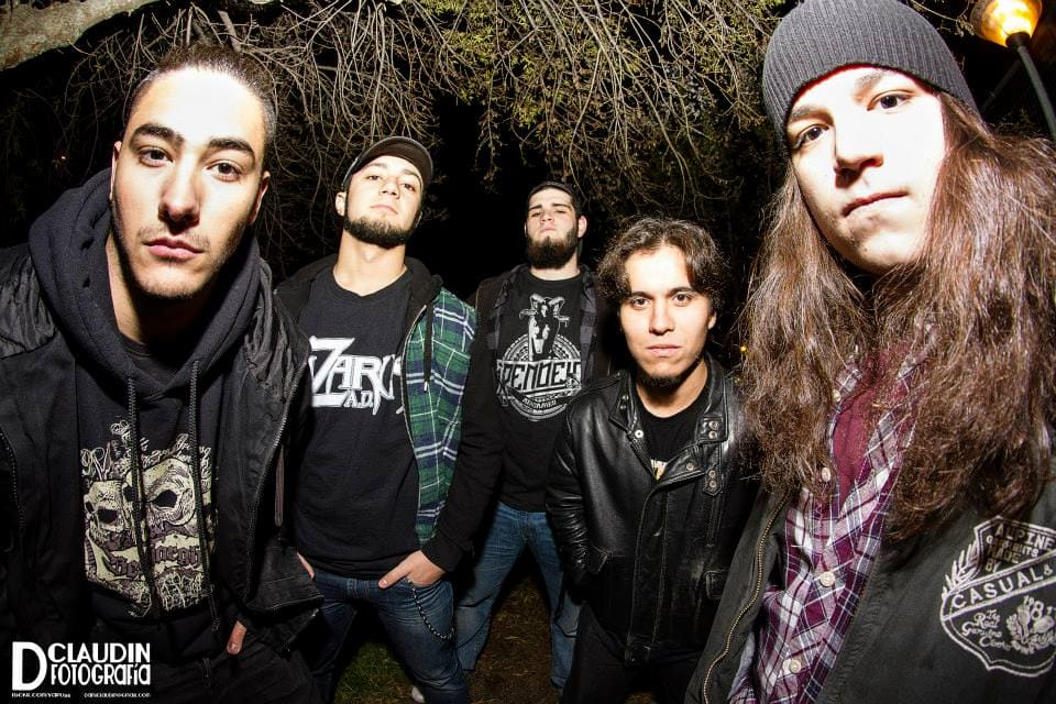FORCED REJECTION – Entrevista – 25/02/15