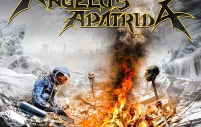 ANGELUS APATRIDA – Hidden evolution, 2015