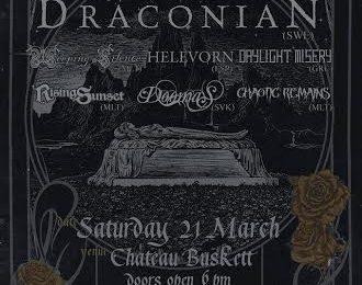 Metal over Malta Festival (21 de marzo 2015)