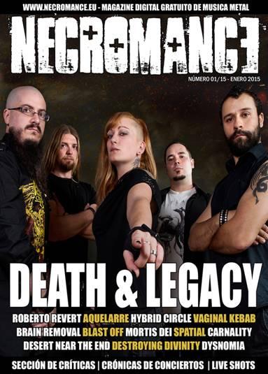 Necromance magazine #Enero 2015