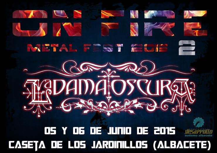 DRY RIVER – On fire metal fest 2 – INDIVIDUO ZERO