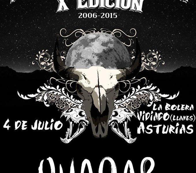 Vidiago rock – SCARECELL (FIN) – ESTAMPIDA