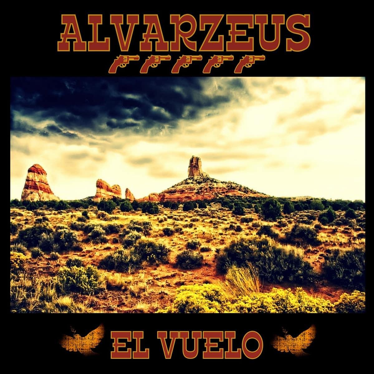 ALVARZEUS – El vuelo, 2014
