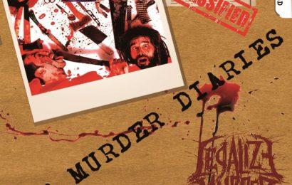 LEGALIZE MURDER – The murder diaries, 2014