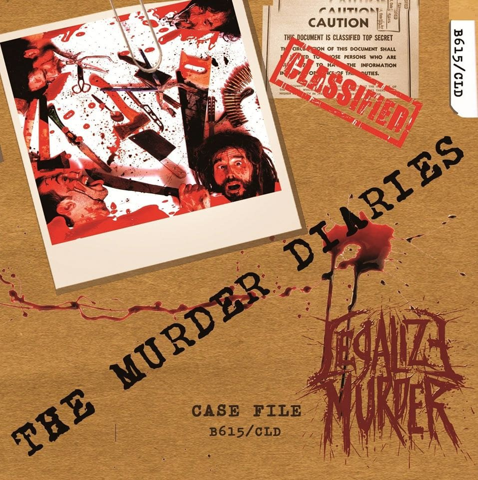 LEGALIZE MURDER – The murder diaries, 2014