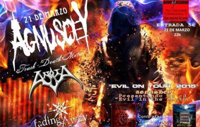 AGNUSDEY – Rock'Antena Roll – AVERNIA