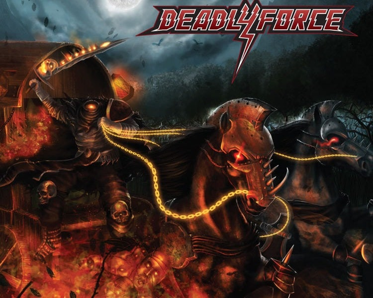 DEADLYFORCE (PRT) – From this hell, 2014.