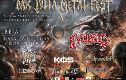 SEMPER – Pax Julia Metal Fest V – BLAST OPEN