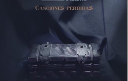 THE NOTTINGHAM PRISAS — Canciones perdidas, 2014