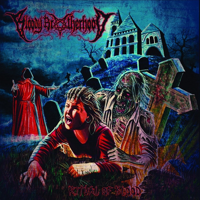 BLOODY BROTHERHOOD – Ritual of blood, 2015