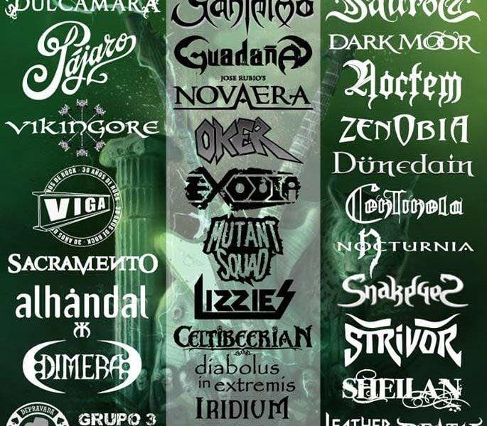 Festival Acordes de rock – DR. INFIERNO – ALL TOMORROWS (CHL)
