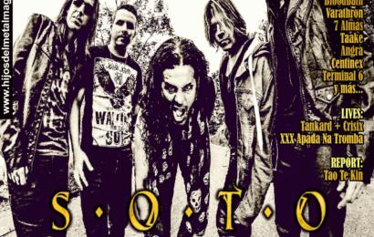 Fanzine Hijos del Metal #18