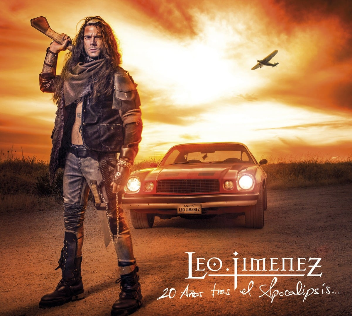 LEO JIMENEZ – 20 años tras el Apocalipsis, 2015