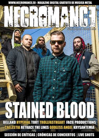 Necromance Magazine #Febrero 2015