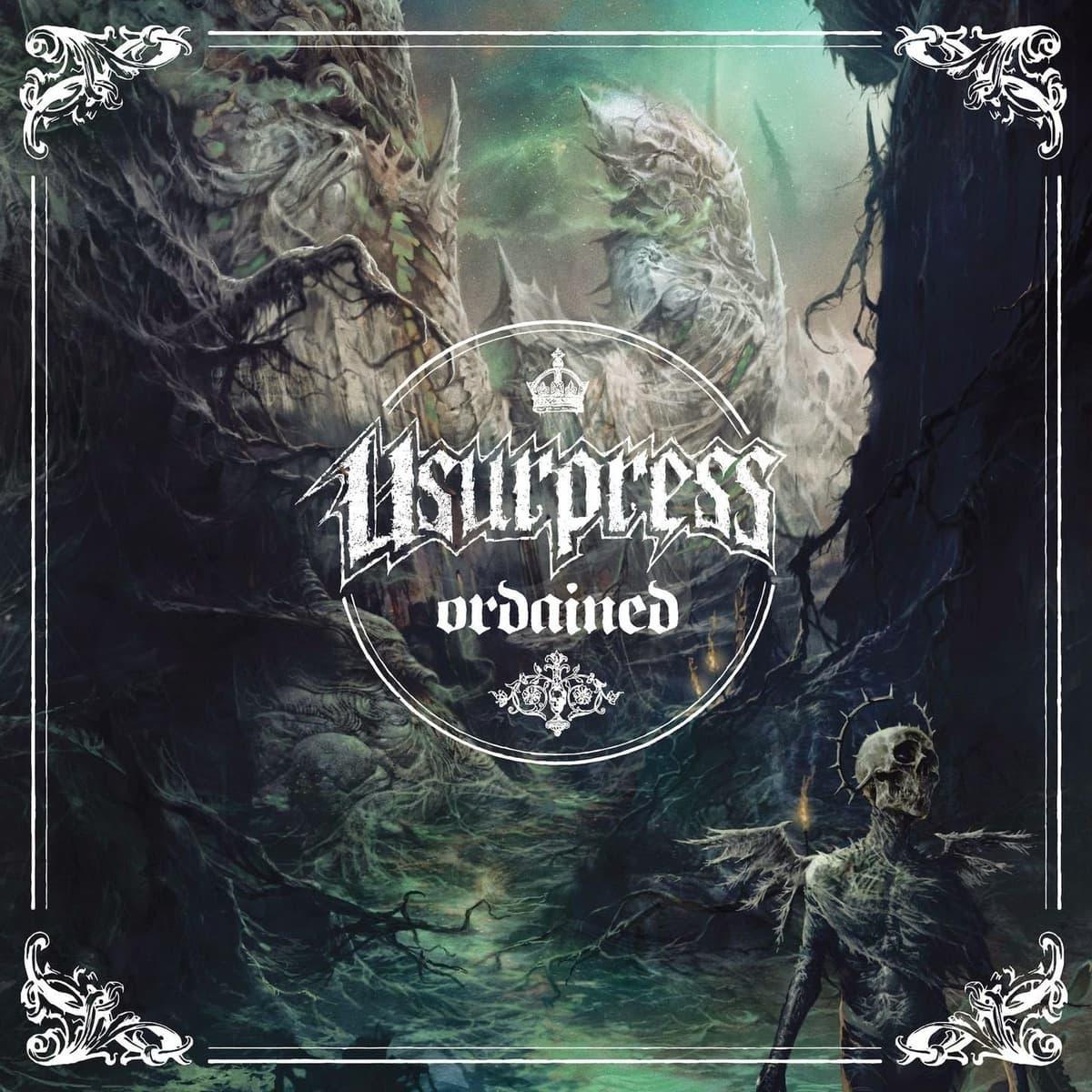 USURPRESS (SWE) – Ordained, 2014