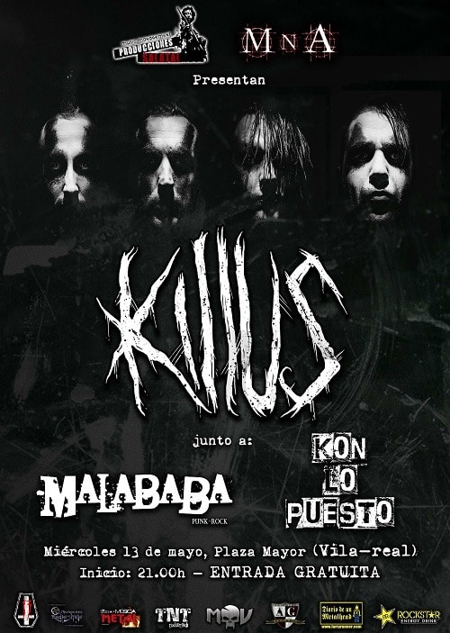 KILLUS – TALES OF GLOOM – AGNUSDEY