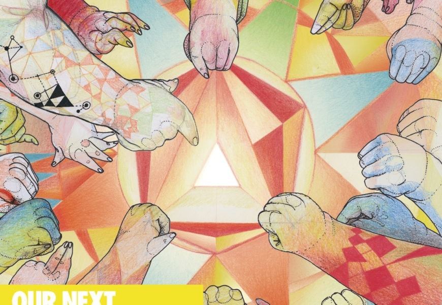 OUR NEXT MOVEMENT – Polyhedral Trails, 2014