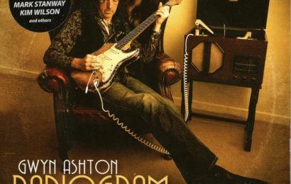 GWYN ASHTON (GBR) – Radiogram, 2012