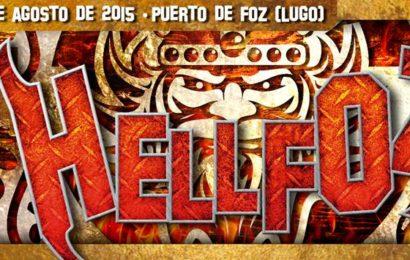Novedades sobre la segunda edición del Hellfoz