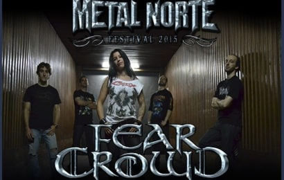SANTELMO – METAL NORTE FESTIVAL 2015 – FRAN SOLER