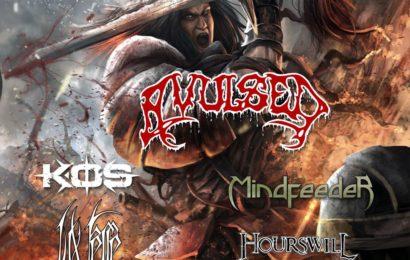 Pax julia metal fest V (POR) – IN.VERNO – NARCO