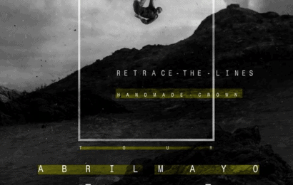 RETRACE THE LINES – Full Metal Cruise – Golpe de Voz