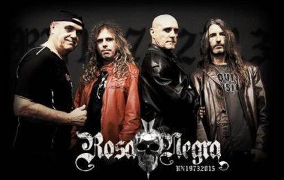 Portada, fecha de salida y presentación del nuevo disco de ROSA NEGRA