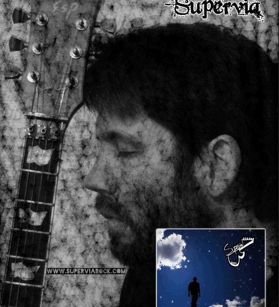JOSÉ LUIS SUPERVÍA presenta disco en solitario