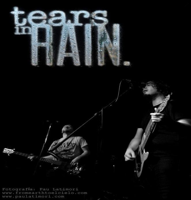 NOISALIVE – TEARS IN RAIN – MENZIA