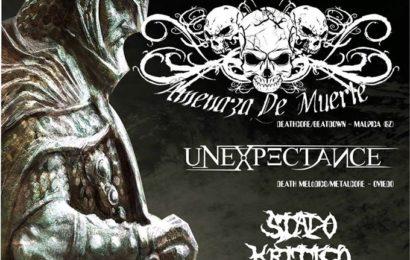 Concierto The Northen War – Rock'Antena Roll – LUX FERRE