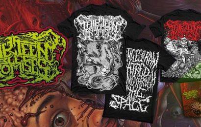 THIRTEEN BLED PROMISES – Live for madness metal fest – KILLUS