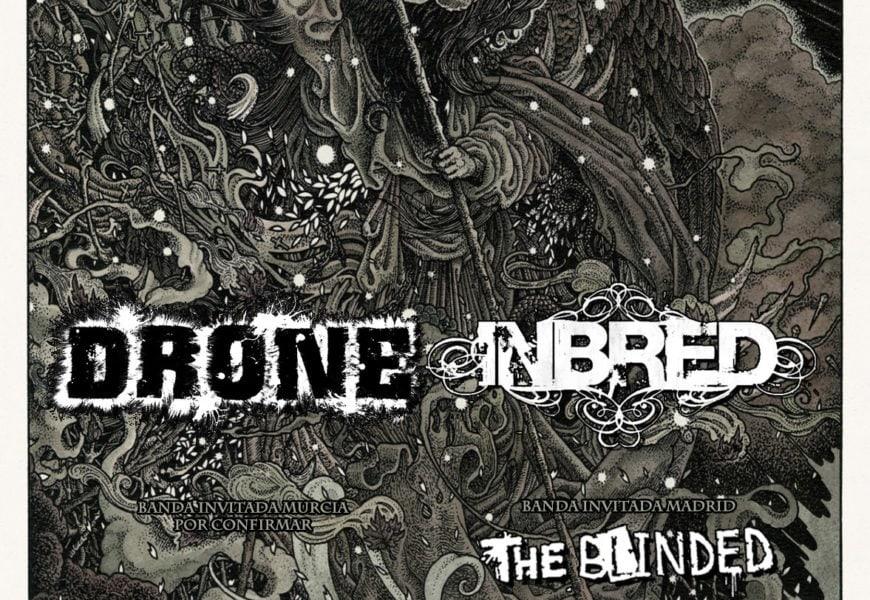 UNEARTH (USA) – Damas del metal fest – Blast louder metal fest