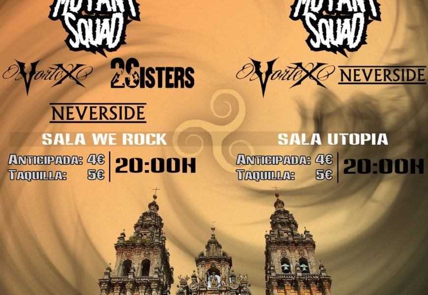 Made In Galicia – GRAVEYARD – XPLORE YESTERDAY (FRA)