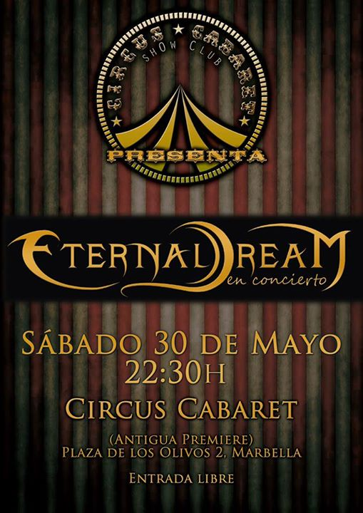 ETERNAL DREAM – TÁNTRICA – SADAI