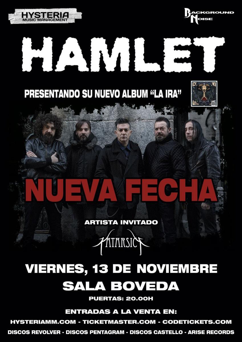 Fan metal Show – HAMLET – ESTIGMAS (película)