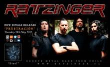 Adelanto del primer single de RATZINGER (CHI)