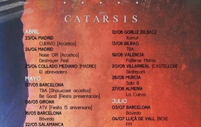 AVIDA DOLLARS – Mezcla Metal Fest – ARIDAY