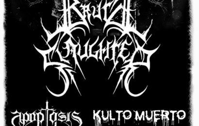 BRUTAL SLAUGHTER – Golpe de voz – DISTANT SUN (RUS)