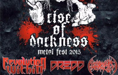 Rise of darkness metal fest 2015